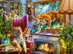Tigers Coming to Life 3000 Bitar Castorland