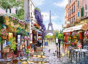 Flowering Paris 3000 Bitar Castorland