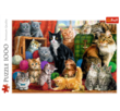 Feline meeting 1000 Bitar Trefl