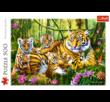 Family of tigers 500 Bitar Trefl