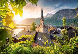 Postcard from Hallstatt 1000 Bitar Castorland