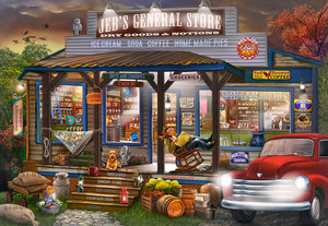 Jeb´s General Store 1000 Bitar Castorland