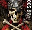 Pirate Skull 500 Bitar Educa