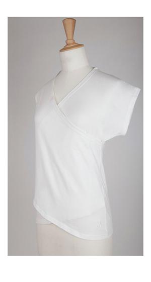 JOAN TOP / WHITE