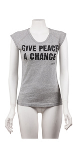 GIVE PEACE A CHANCE / GREY