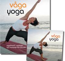 Paket Våga Yoga bok och DVD