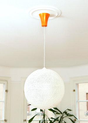 Dezall lamptops - Tjus orange