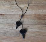 Halsband - svart