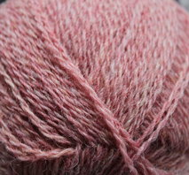 Highland wool rose