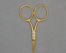 Embroidery scissors from Merchant & Mills
