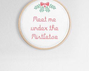 Mistletoe mash