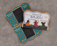 Embroidery needles - 40 assorted needles from Sajou
