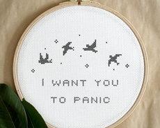 I want you to panic - Greta Thunberg