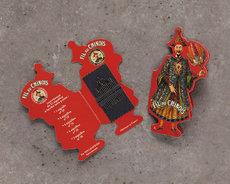 Broderinålar - 15 st uddlösa tapesserinålar från Fil Au Chinois