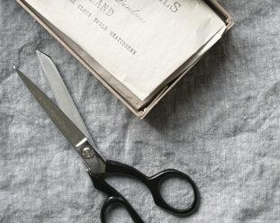 Vacker klassisk tygsax från Merchant & Mills