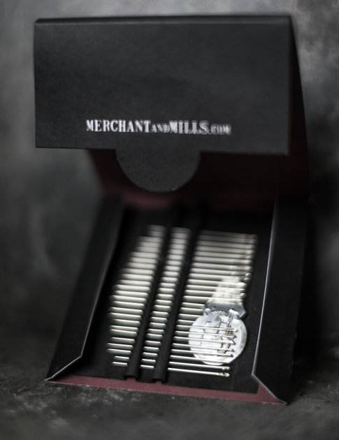 Finest sewing needle and threader from Merchant & Mills