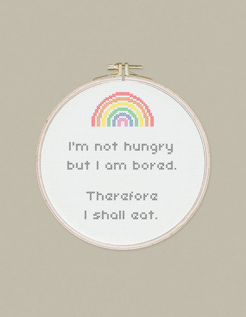 Not hungry