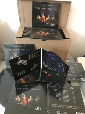"""Gustav Lundgren & Antoine Boyer """"Acoustic Connection LIVE"""""""