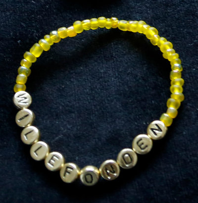 Bracelets yellow/gold