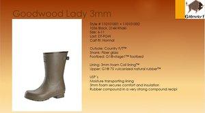 Gateway1 Goodwood Lady / Svart
