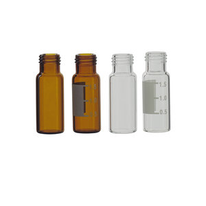 Screw vial for chromatography, clear, 12x32 mm, 2ml, 100 pcs