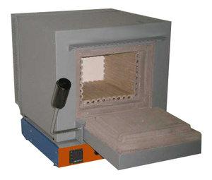 Laboratory muffle furnace, Economy series, 3,6 liters, max. temp. 1100 ºC