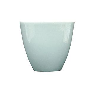 Melting crucible high form, porcelain, Premium Line, 25 ml, 6 pcs