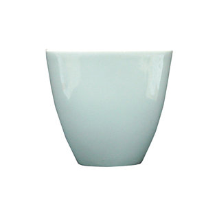 Melting crucible high form, porcelain, Premium Line, 100 ml, 6 pcs