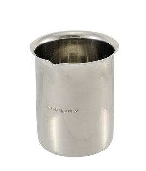 Stainless steel beaker, 100 ml