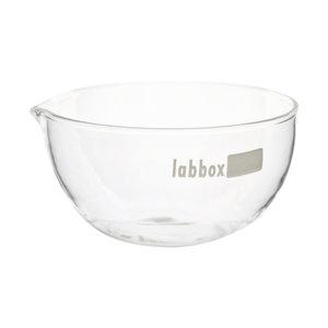 Evaporating dish flat bottom, 300 ml, LBG 3.3, 2 pcs