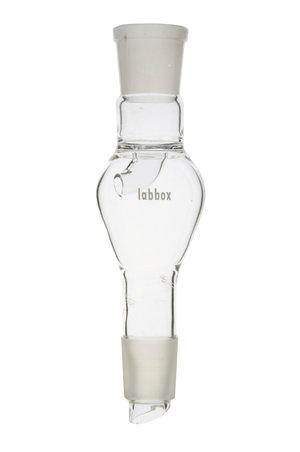 Kjeldalh bulb, standard ground mouth, LBG 3.3, 29/32