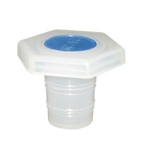 Plastic stopper, polypropylene, 45/40, 10 pcs