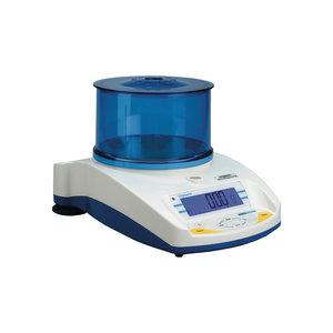 Portable precision balance HCB series, 600 g