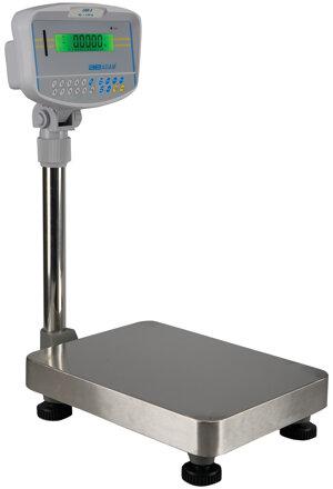 Industrial scale GBK series, 120 kg (read. 5 g)