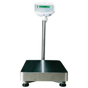Industrial scale GFK series, 600 kg