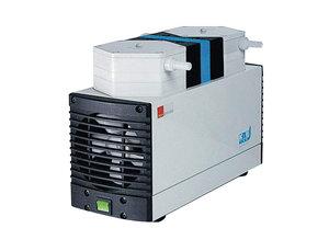 Chemically-resistant vacuum pump, 10 l/min, 8 mbar
