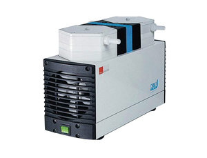 Chemically-resistant vacuum pump, 34 l/min, 2 mbar