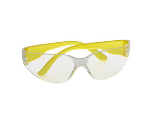 Safety glass, made of polycarbonate, 12 pcs