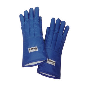 Cryogenic gloves, up to Mid-arm, large size, 1 pair