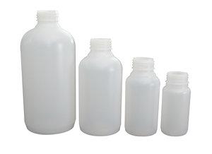 Wide neck bottle, D34, HDPE, 500 ml, 180 pcs