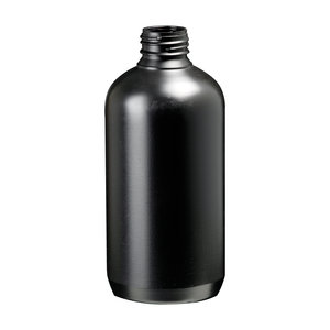 Wide neck bottle, D34, HDPE, for photosensitive products, 500 ml, 10 pcs