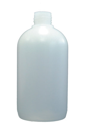 Narrow mouth bottle, D17, LDPE, 125 ml, 10 pcs
