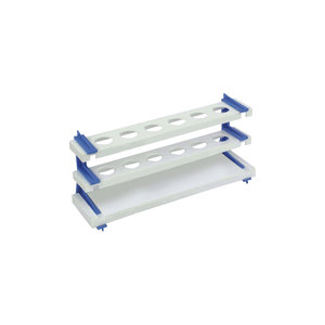 Nessler tube rack for 50 ml tubes, polypropylene