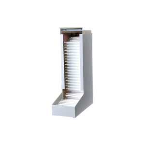 Tube dispenser, for 75 mm lenght tubes
