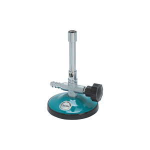 Bunsen burner with tap for LPG