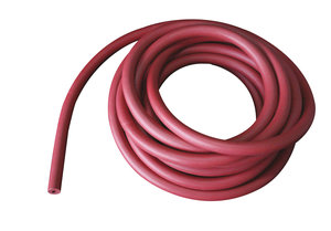 Rubber vacuum tubing, 6 x 16 mm, 10 m
