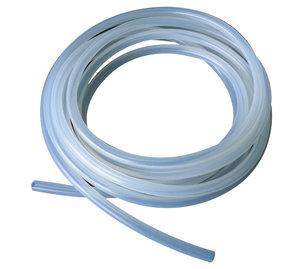 Silicone tubing, translucent, 4 x 8 mm, 5 m