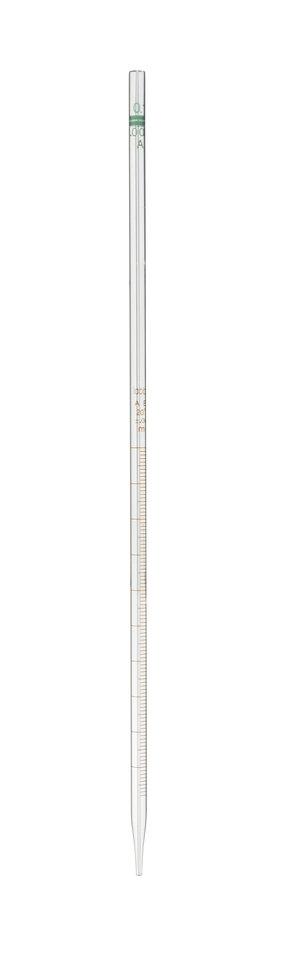 Measuring pipette, class A, 25 ml, 5 pcs