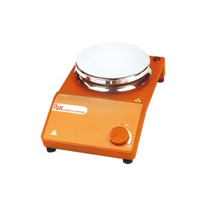 Magnetic stirrer without heating, LBX Instruments, S20 series, ceramic coated plate, 20 L