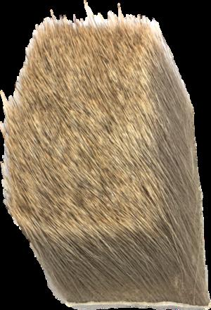 Elk Body Hair Dark (cow)